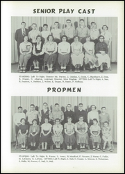 Page 41, 1954 Edition, Bentley High School - Echo Yearbook (Burton, MI) online yearbook collection