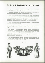Page 45, 1954 Edition, Bentley High School - Echo Yearbook (Burton, MI) online yearbook collection