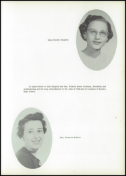 Page 9, 1954 Edition, Bentley High School - Echo Yearbook (Burton, MI) online yearbook collection