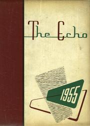 1955 Edition, Bentley High School - Echo Yearbook (Burton, MI)