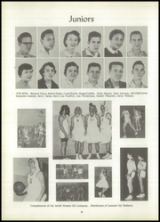 Page 24, 1955 Edition, Bentley High School - Echo Yearbook (Burton, MI) online yearbook collection