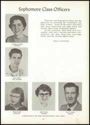 Page 25, 1955 Edition, Bentley High School - Echo Yearbook (Burton, MI) online yearbook collection