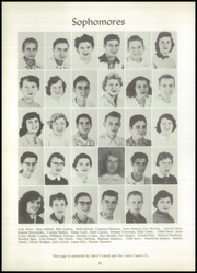 Page 26, 1955 Edition, Bentley High School - Echo Yearbook (Burton, MI) online yearbook collection