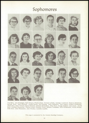 Page 27, 1955 Edition, Bentley High School - Echo Yearbook (Burton, MI) online yearbook collection
