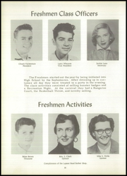 Page 28, 1955 Edition, Bentley High School - Echo Yearbook (Burton, MI) online yearbook collection