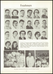Page 31, 1955 Edition, Bentley High School - Echo Yearbook (Burton, MI) online yearbook collection