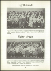 Page 32, 1955 Edition, Bentley High School - Echo Yearbook (Burton, MI) online yearbook collection