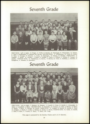 Page 33, 1955 Edition, Bentley High School - Echo Yearbook (Burton, MI) online yearbook collection