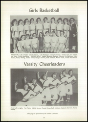 Page 40, 1955 Edition, Bentley High School - Echo Yearbook (Burton, MI) online yearbook collection