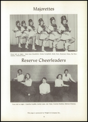 Page 45, 1955 Edition, Bentley High School - Echo Yearbook (Burton, MI) online yearbook collection