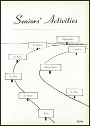 Page 49, 1956 Edition, Bentley High School - Echo Yearbook (Burton, MI) online yearbook collection