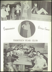 Page 51, 1956 Edition, Bentley High School - Echo Yearbook (Burton, MI) online yearbook collection