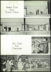 Page 52, 1956 Edition, Bentley High School - Echo Yearbook (Burton, MI) online yearbook collection