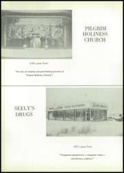 Page 66, 1956 Edition, Bentley High School - Echo Yearbook (Burton, MI) online yearbook collection
