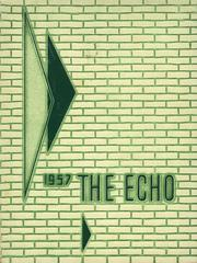1957 Edition, Bentley High School - Echo Yearbook (Burton, MI)