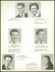 Page 14, 1957 Edition, Bentley High School - Echo Yearbook (Burton, MI) online yearbook collection
