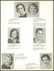 Page 15, 1957 Edition, Bentley High School - Echo Yearbook (Burton, MI) online yearbook collection