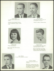 Page 16, 1957 Edition, Bentley High School - Echo Yearbook (Burton, MI) online yearbook collection