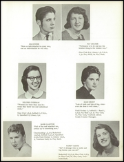 Page 17, 1957 Edition, Bentley High School - Echo Yearbook (Burton, MI) online yearbook collection