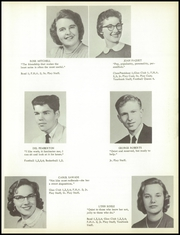 Page 19, 1957 Edition, Bentley High School - Echo Yearbook (Burton, MI) online yearbook collection