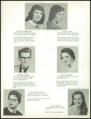 Page 20, 1957 Edition, Bentley High School - Echo Yearbook (Burton, MI) online yearbook collection