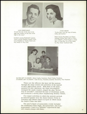 Page 21, 1957 Edition, Bentley High School - Echo Yearbook (Burton, MI) online yearbook collection