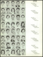 Page 24, 1957 Edition, Bentley High School - Echo Yearbook (Burton, MI) online yearbook collection