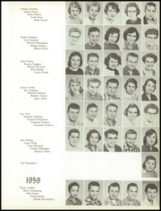 Page 25, 1957 Edition, Bentley High School - Echo Yearbook (Burton, MI) online yearbook collection