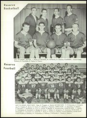 Page 58, 1958 Edition, Bentley High School - Echo Yearbook (Burton, MI) online yearbook collection