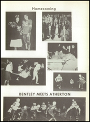 Page 65, 1958 Edition, Bentley High School - Echo Yearbook (Burton, MI) online yearbook collection