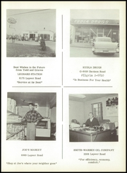 Page 73, 1958 Edition, Bentley High School - Echo Yearbook (Burton, MI) online yearbook collection