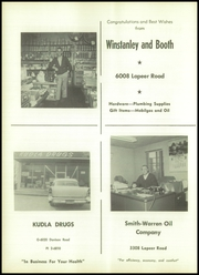 Page 80, 1959 Edition, Bentley High School - Echo Yearbook (Burton, MI) online yearbook collection