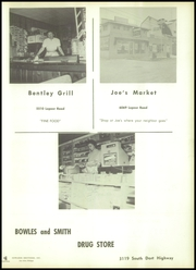 Page 83, 1959 Edition, Bentley High School - Echo Yearbook (Burton, MI) online yearbook collection