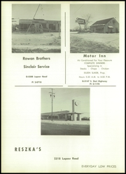 Page 84, 1959 Edition, Bentley High School - Echo Yearbook (Burton, MI) online yearbook collection