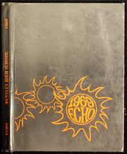 Bentley High School - Echo Yearbook (Burton, MI) online yearbook collection, 1969 Edition, Page 1