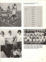 Page 87, 1969 Edition, Bentley High School - Echo Yearbook (Burton, MI) online yearbook collection