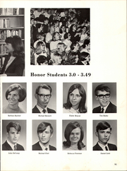 Page 95, 1969 Edition, Bentley High School - Echo Yearbook (Burton, MI) online yearbook collection