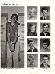 Page 97, 1969 Edition, Bentley High School - Echo Yearbook (Burton, MI) online yearbook collection