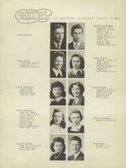 Page 10, 1943 Edition, Richmond High School - Echo Yearbook (Richmond, MI) online yearbook collection