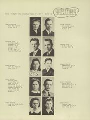 Page 11, 1943 Edition, Richmond High School - Echo Yearbook (Richmond, MI) online yearbook collection