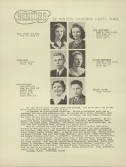 Page 12, 1943 Edition, Richmond High School - Echo Yearbook (Richmond, MI) online yearbook collection