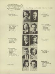 Page 8, 1943 Edition, Richmond High School - Echo Yearbook (Richmond, MI) online yearbook collection