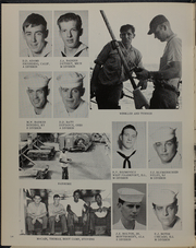Page 16, 1967 Edition, Union (AKA 106) - Naval Cruise Book online yearbook collection