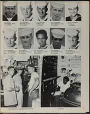 Page 17, 1967 Edition, Union (AKA 106) - Naval Cruise Book online yearbook collection