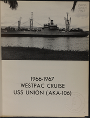 Page 3, 1967 Edition, Union (AKA 106) - Naval Cruise Book online yearbook collection