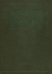Page 1, 1929 Edition, Luther L Wright High School - Hematite Yearbook (Ironwood, MI) online yearbook collection