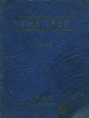 1942 Edition, Ecorse High School - Ecorsair Yearbook (Ecorse, MI)