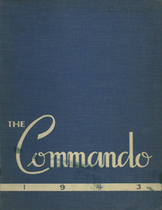1943 Edition, Ecorse High School - Ecorsair Yearbook (Ecorse, MI)