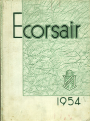 1954 Edition, Ecorse High School - Ecorsair Yearbook (Ecorse, MI)