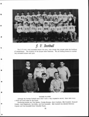 Page 75, 1956 Edition, Stockbridge High School - Echo Yearbook (Stockbridge, MI) online yearbook collection